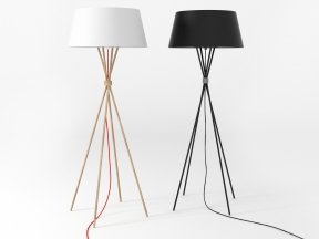 Main Floor Lamp