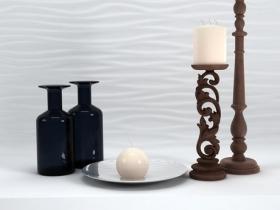 Candle set 02