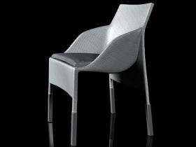 Slim Line Armchair