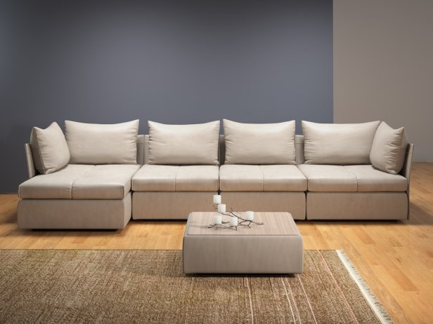 DS-19 Corner Sofa 1