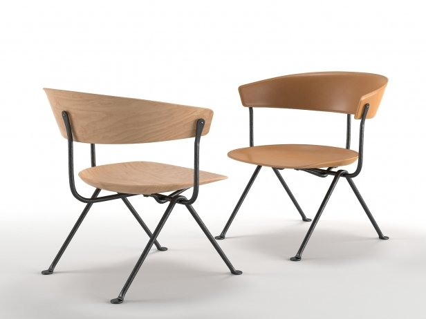 Officina Low Chair 3