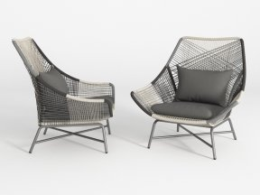 Huron Lounge Chair