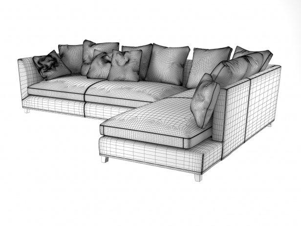 Victor Modular Sofa 6