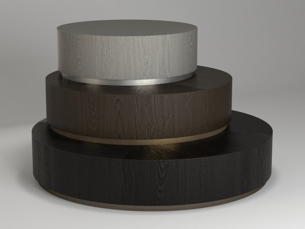 Machinto Round Coffee Table 5