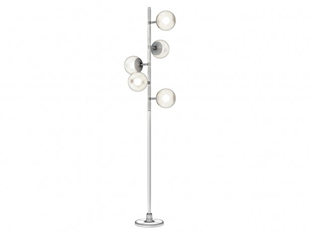 Cherries Floor Lamp 4