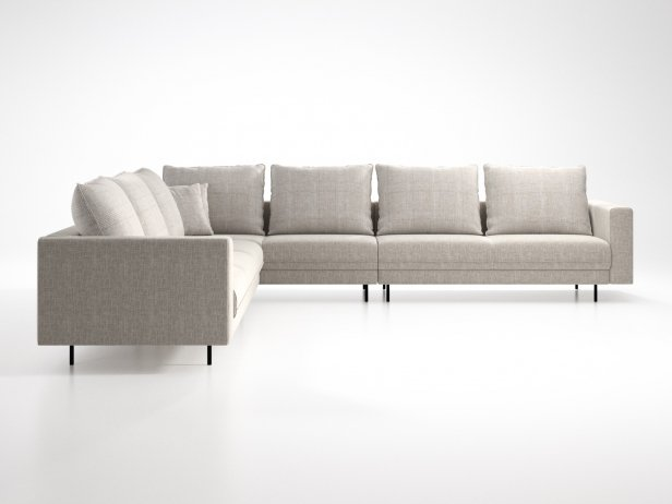 Enki Corner Sofa 4