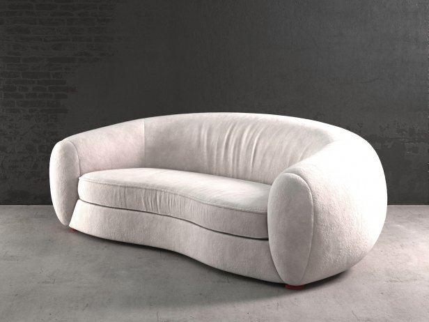 Polar Bear Sofa 1