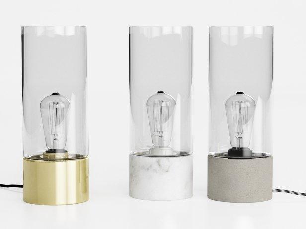 Stoic 1 Light Table Lamp 1