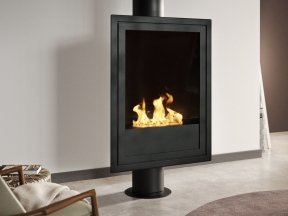 Eurofocus Gas Fireplace