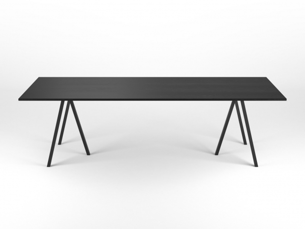 loop stand table 3d model hay. Black Bedroom Furniture Sets. Home Design Ideas