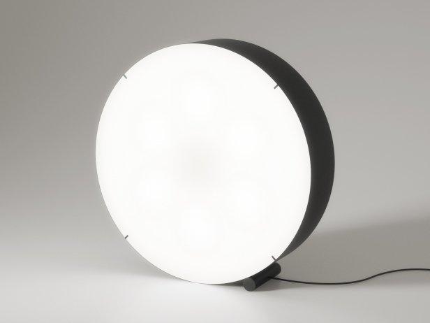 Round Floor Lamp 2