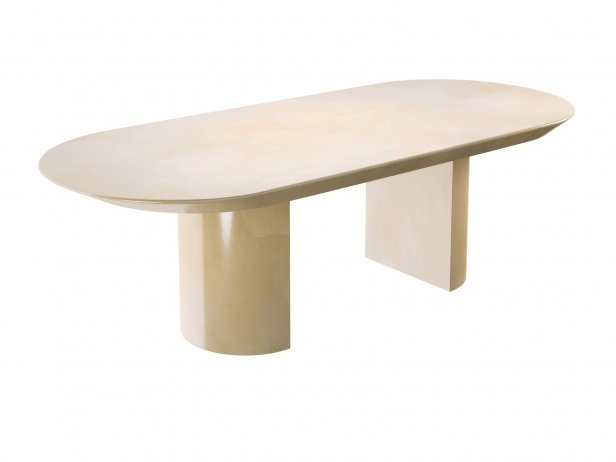 Knife Edge Dining Table 4