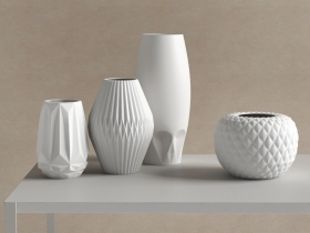 Set of vases 02
