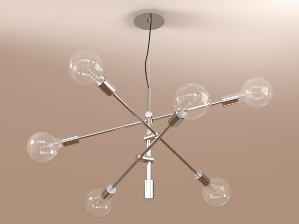 Mobile Chandelier 4