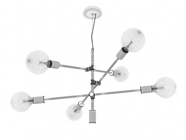 Mobile Chandelier 5