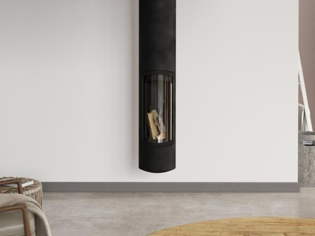 Slimfocus Suspended Fireplace 3