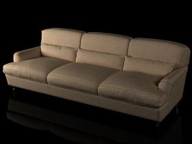Raffles threeseater sofa