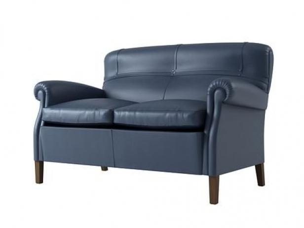 romance sofa 3d modell poltrona frau. Black Bedroom Furniture Sets. Home Design Ideas
