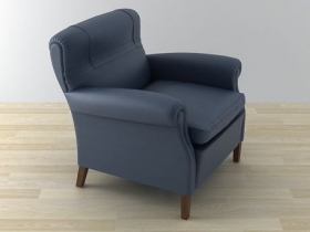 Romance armchair