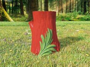 KARTELL Saint-Esprit Gnome Stool