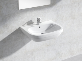 Euro Wall-hung Basin 65 Set