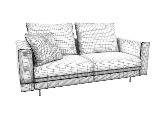 Enki 2-Seater Sofa 6