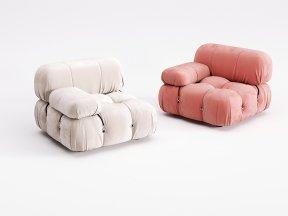 Camaleonda Sofa Components