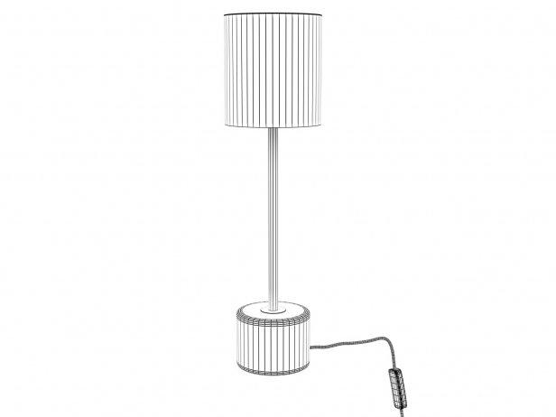 Elk 1 Light Table Lamp 4