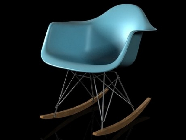 eames plastic armchair rar 3d model vitra. Black Bedroom Furniture Sets. Home Design Ideas