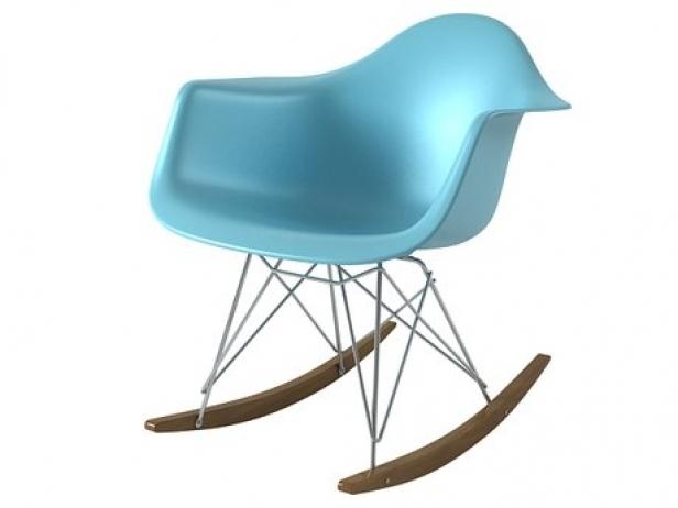 Charmant Eames Plastic Armchair RAR 1