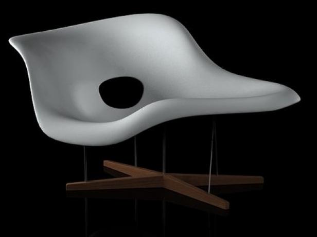 La chaise 3d model vitra for Chaise 3d dessin