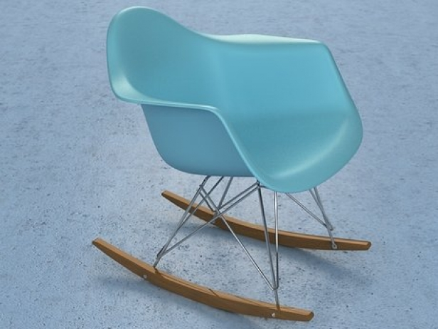 Sedia A Dondolo Rar Eames : Eames plastic armchair rar. top lofts small loft in camden by craft