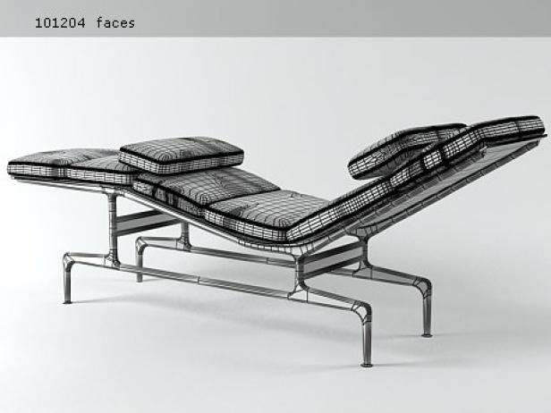 Eames Chaise 6