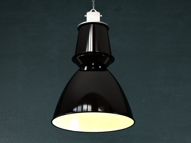 Magasin Lamp 3