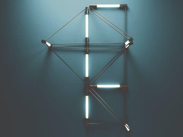 Meta Wall Lamp 4