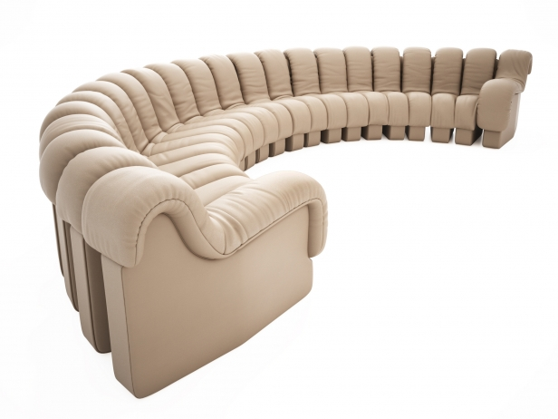 DS-600 Semi-Circle Sofa 2