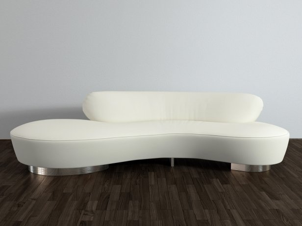 Serpentine Sofa 10