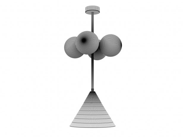 Axis Pendant Lamp 13