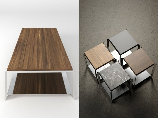 Portfolio Coffee Table 2