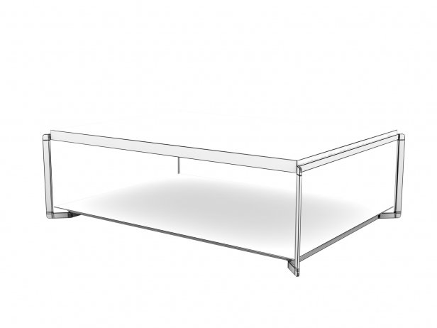 Portfolio Coffee Table 6