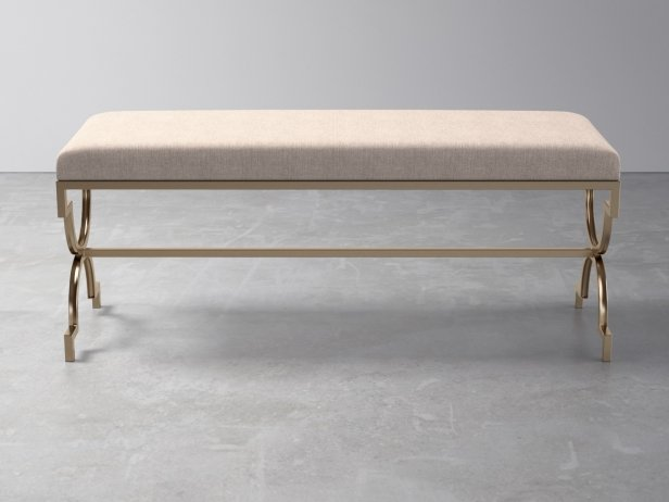 Cream Double Bench 2
