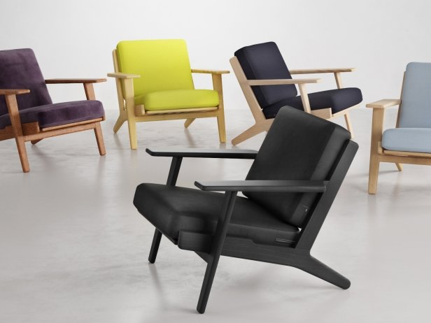 Hans Wegner Plank Chair 1