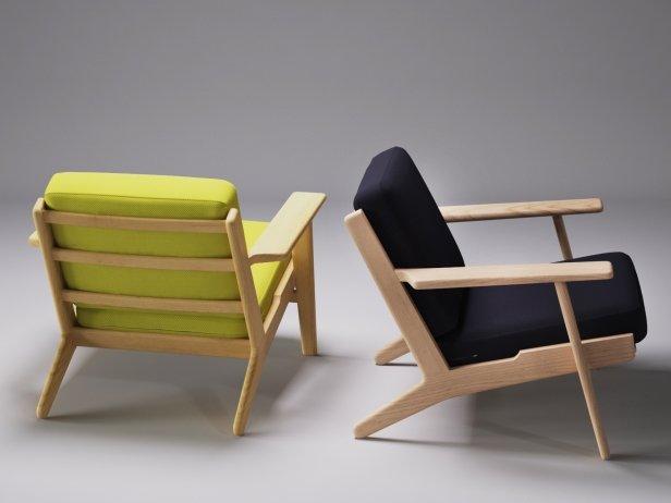 Hans Wegner Plank Chair 3