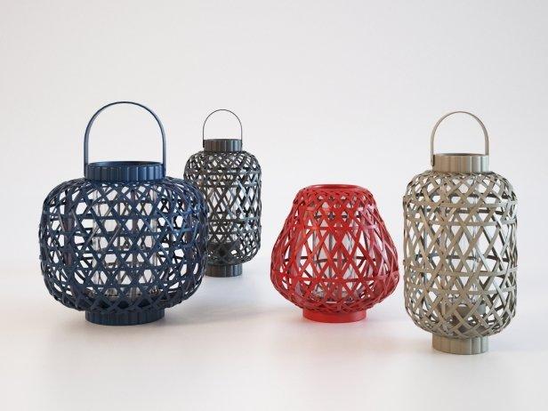 Savana lanterns 1