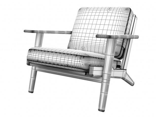 Hans Wegner Plank Chair 7