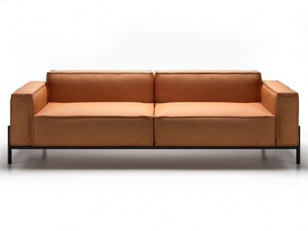 ds 22 23 sofa 3d modell de sede. Black Bedroom Furniture Sets. Home Design Ideas