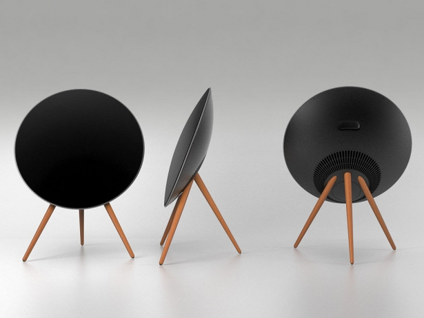 beoplay a9 3d model b o play. Black Bedroom Furniture Sets. Home Design Ideas