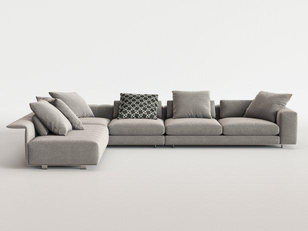 Freeman Corner Sofa System B 2