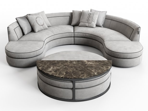 Borromeo Modular Sofa 5