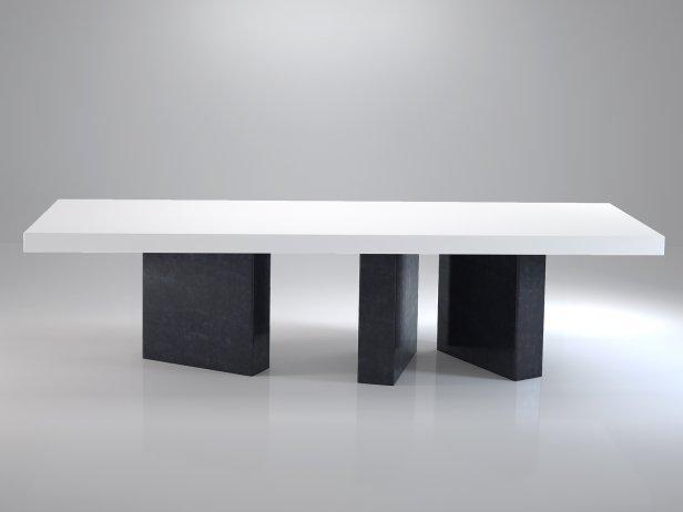 Table Bicolore 319 1